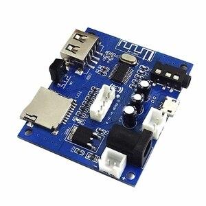 Image 3 - بلوتوث 5.0 استقبال الصوت محول لاسلكي 3.5 مللي متر قرص USB TIF بطاقة فك Mp3 لاعب مع جهاز التحكم عن بعد