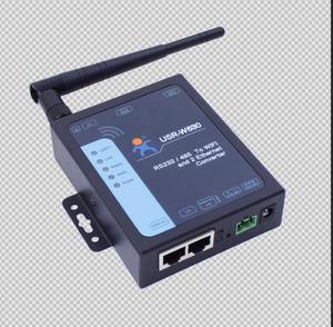 Image 3 - USR W630 อุตสาหกรรม Serial WIFI และ Ethernet Converter รองรับพอร์ต Ethernet 2 พอร์ต,Modbus RTU
