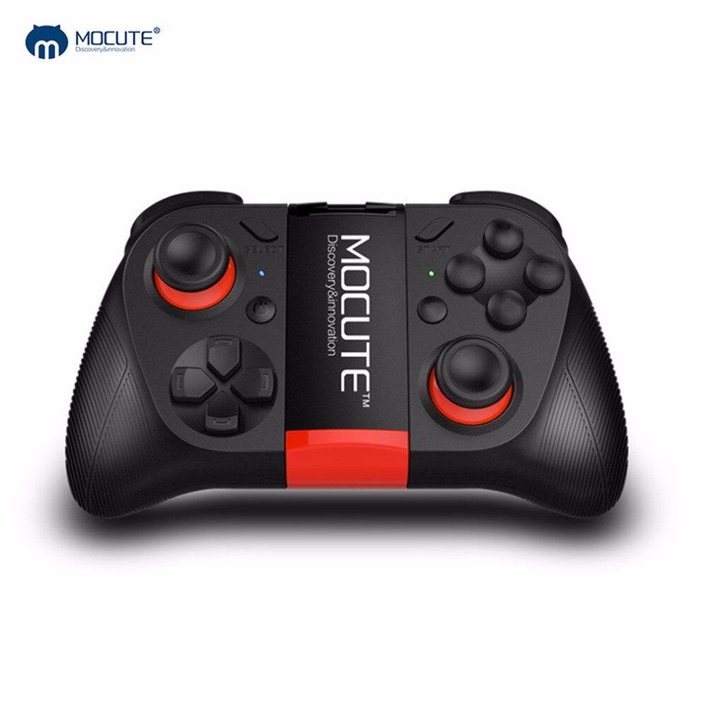 MOCUTE Bluetooth 3.0 Wireless Gamepad Controller di Gioco Joystick Per PC Per Il Telefono Android TV Periferiche di Gioco Giocatore del Gioco