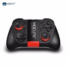MOCUTE Bluetooth 3.0 Wireless Gamepad Game Controller Joystick For PC For Android Phone TV Game Controllers Game Player