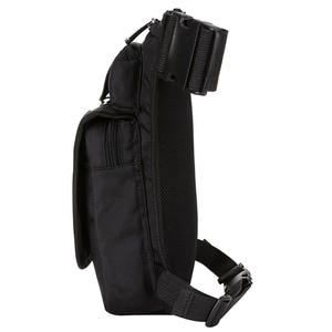 Image 4 - Mens Waterproof Nylon Drop Leg Bag Fanny Pack Waist Belt Thigh Hip Bum Military Motorcycle Riding Black Pouch Pack Packet Bag