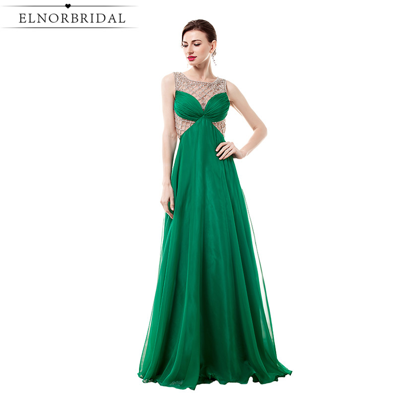 Olive Green   Prom     Dresses   2019 Robe De Bal Sexy Long Birthday Party   Dress   Illusion Back Formal Evening Gowns Free Shipping