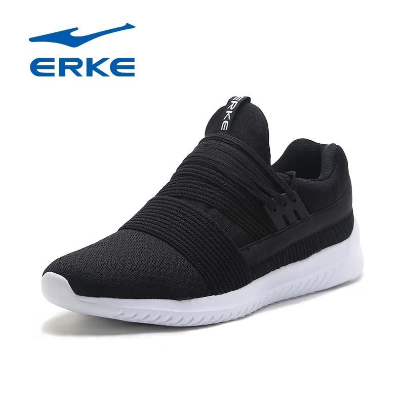 ERKE Brand Jogging Shoes for Men Sports