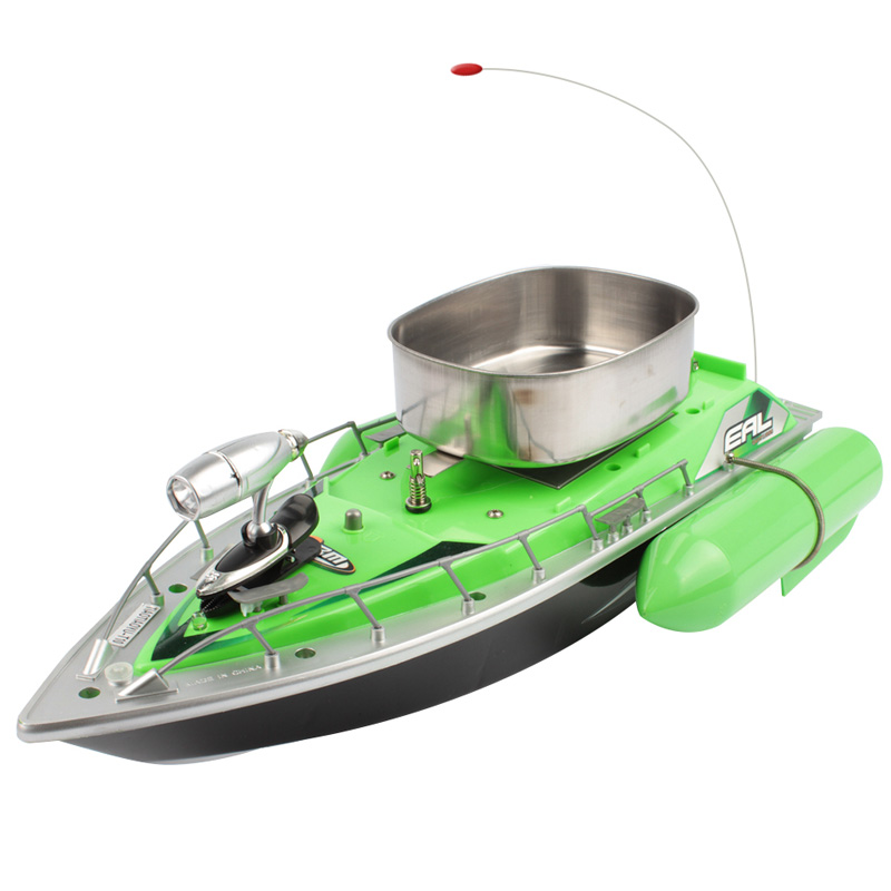 Goture Fishing Boat 200M Green And Red Remote Boat Mini RC Bait Boat axioms elements