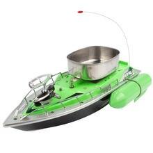 Goture Рыбалка лодка 200m зеленый и красный пульт дистанционного лодка мини RC приманка лодки