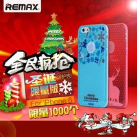 REMAX Original Limited Edition On Sale Christmas Series For Iphone 6 6plus Christmas Gift Mobile Phone