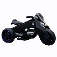 Детский электромобиль Детский Электрический моторный велосипед ураган 6188/6199