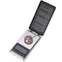 Electronic LCD Display Mini Digital Scale Pocket Jewelry Weighing Scale 500g/0.01g Gold Silver Coin Grain Herb digital pocket scale portable lcd electronic jewelry scale gold diamond herb balance weight weighting scale 200g 500g 0 01g