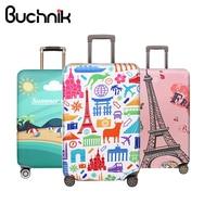 Для женщин мужчин's чемодан защитная крышка стрейч ткань чехол для чемодана багажа пыли мешок Упаковка Организатор Туристические товары