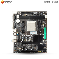 HUANAN ZHI A78 Motherboard For AMD AM3 760K 780 DDR3 16GB PCI E USB3.0 VGA DVI M ATX Mainboard