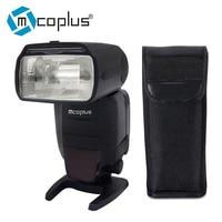 Mcoplus MT600C RT GN60 2 4G RT Wireless Radio TTL Slave Flash HSS 1 8000s Speedlite