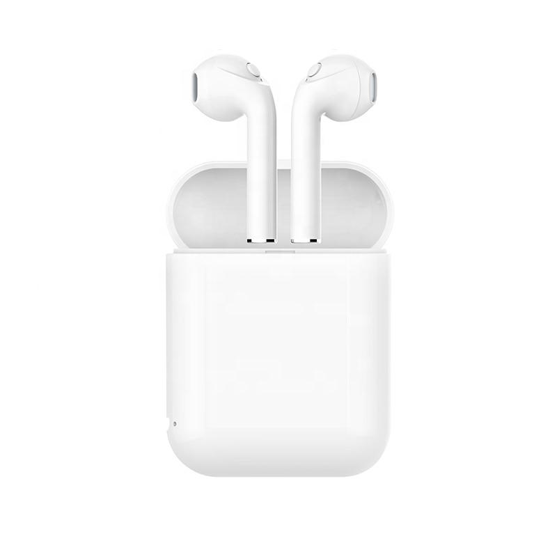 Langston T7 true sans fil bluetooth v5.0 TWS sports écouteurs dans l'oreille écouteurs mini auriculares avec étui de charge orthodynamique