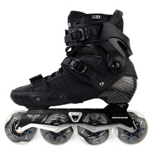 Japy patin à roulettes professionnel EVO Slalom, chaussures de patin à roulettes pour adultes