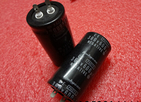 Низкий ESR фото флэш-конденсатор 360v 600 мкФ 25*50 мм