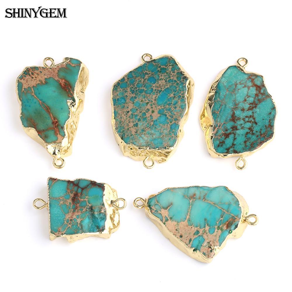ShinyGem Νέο παραμορφωμένο θαλασσινό - Κοσμήματα μόδας - Φωτογραφία 6