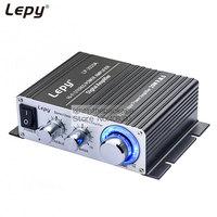 Lepy 2020A Tripath Class T HIFI Steoro Audio Mini Amplifier 20x2W AMP with 3A Power Supply Black