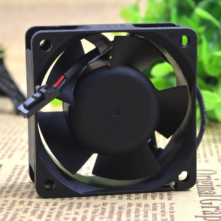 SUNON PMD2406PTB1-A 24V 3.8W 6CM 6025 ball bearing axial flow fan card case