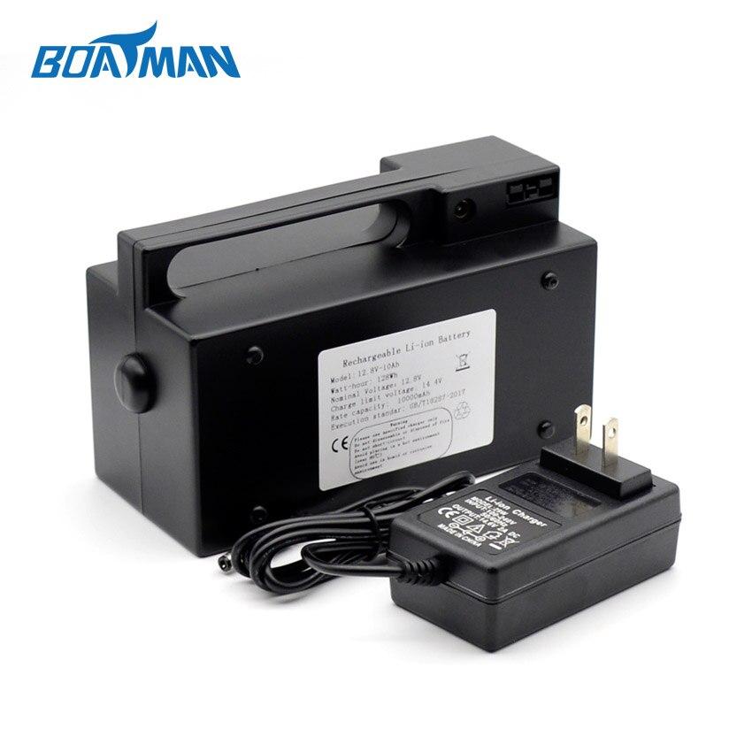 Batterie externe au lithium Rechargeable pour téléphone et autres lignes de pêche