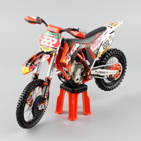 1 12 Scale Mini Red Bull KTM SXF 350 2011 Antonio No 222 Motorcycle Redbull MX