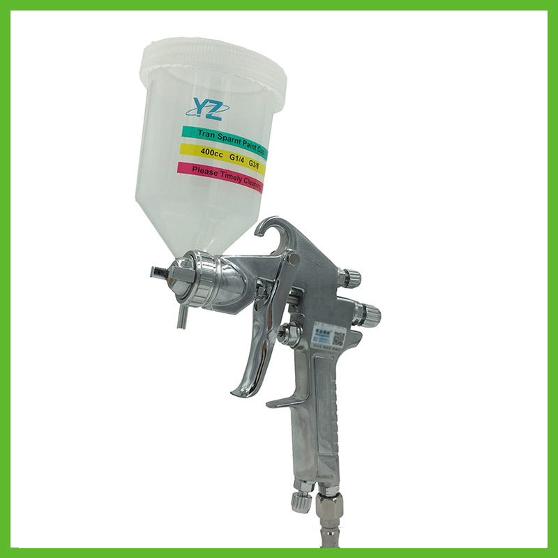 W71G hot on sales professional airbrush spray paint gun for car painting paint spray gun for cars pneumatic machine tools sat0079 professional high quality airbrush spray paint for cars painting spray gun lvmp for furniture pneumatic machine tools