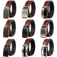 CETIRI 24 style men belt leather belt men automatic buckle h