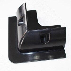 Image 5 - 4Pcs ABS Edges Solar Panel Mounting Brackets Black Corner Set Kit For Yacht/Solar Panel