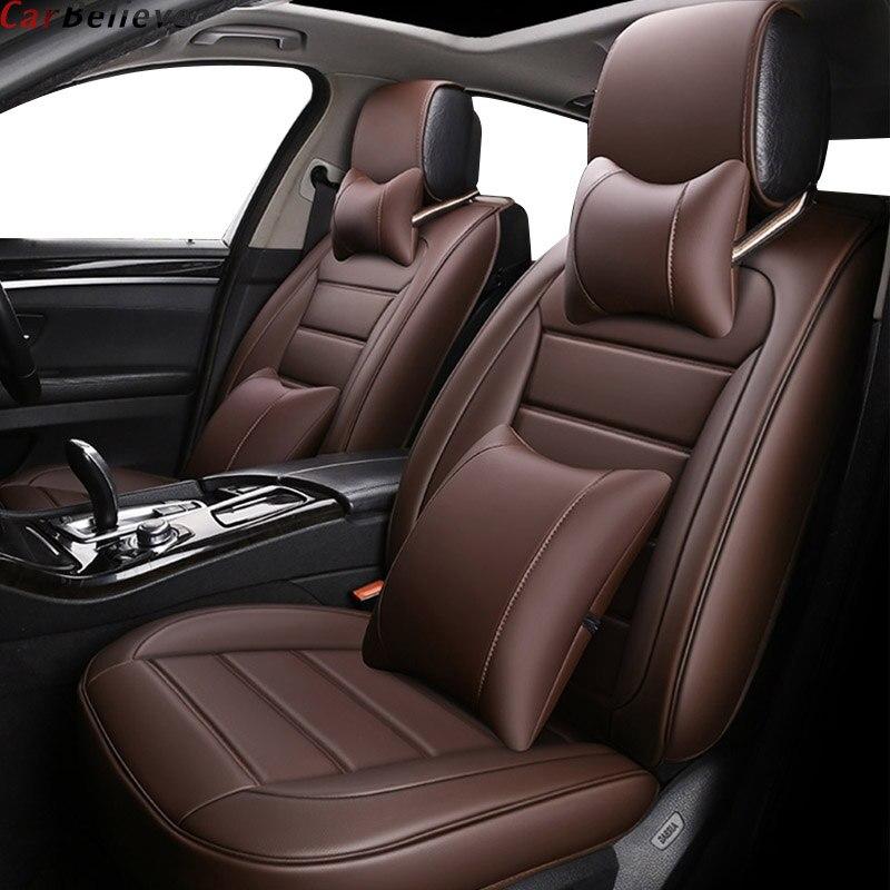 Автомобиль считаем Авто кожаные сиденья для bmw e46 e36 e39 аксессуары e90 x5 e53 f11 e60 f30 x3 e83 Чехлы для сидения автомобиля