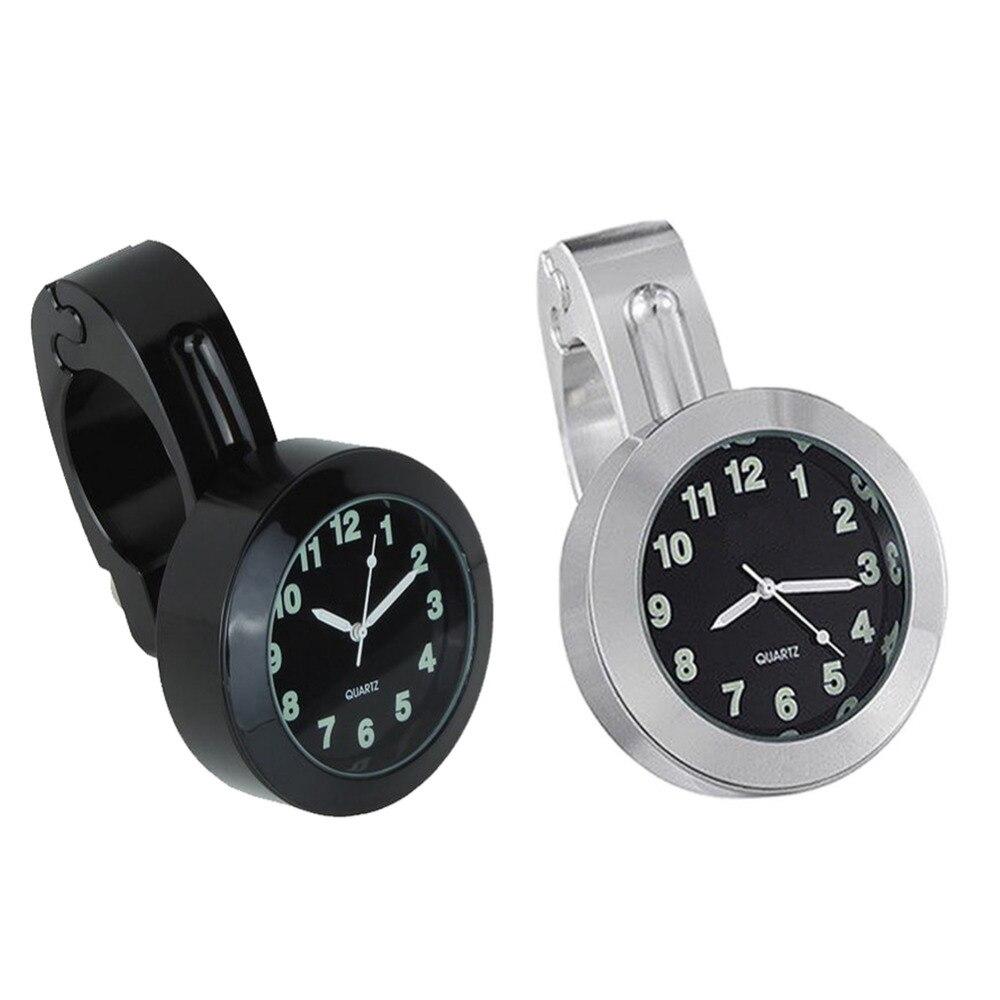 Moto universelle Modification accessoires moto horloge montres pour Halley moto voiture poignée étanche horloge