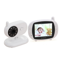 Hoomall Baby Monitor Wireless Video Night Vision Camera 3.5inch LCD Sreen Baby Care 4G Video Monitor Baby Sleep Nanny Security