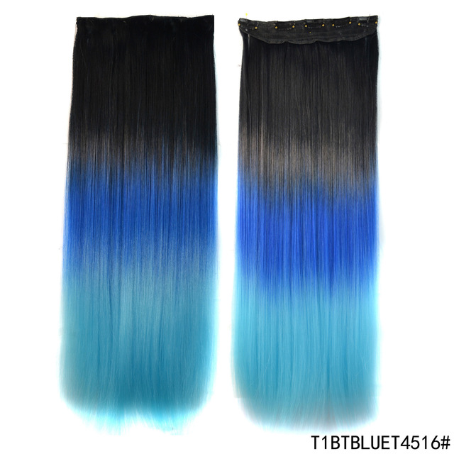 Hot Sale Ombre Hair Jewelry 120g 60cm Synthetic Hari Accessories
