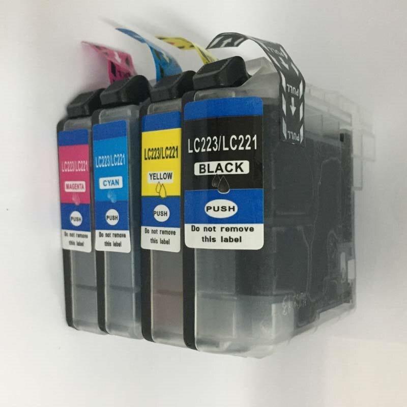 Einkshop For Brother Ink cartridge LC223 LC225 LC227 LC229 for dcpj4120dw mfcj4420dw j4620dw j4625dw 5620dw