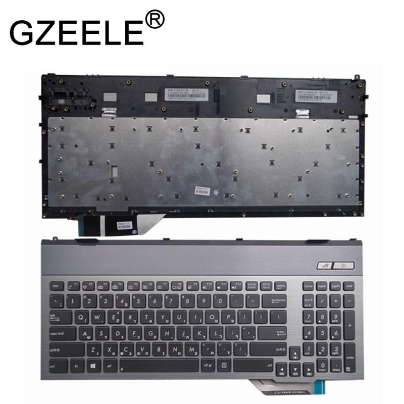 New US black backlit keyboard for ASUS 0KN0-MK1US21 0KNB0-B411US00 V132662AS2