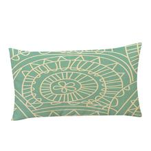 Новые качественные подушки покрывают декоративный бросок 45X45cm Мода Цветы Растения Печать Крашение Home Pillow Case apr3