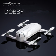 Original ZEROTECH Dobby Pocketable Selfie Pocket Drone FPV With 4K HD Camera GPS Smart Solution RC Quadcopter APP Control F19092