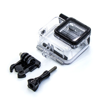 Underwater Waterproof Case 45M Diving Camcorder Housing Case Cover Touch Back Cover For Go Pro Hero