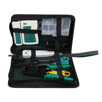 New Arrival 11 in 1 Professional Network Computer Maintenance Repair Tool Kit Toolbox High Quality