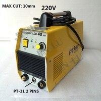 220 В сократить 40 CUT40 инвертор воздуха Plasma Cutter резки CUT 40 LGK 40 с PT 31 плазмотрона аксессуары
