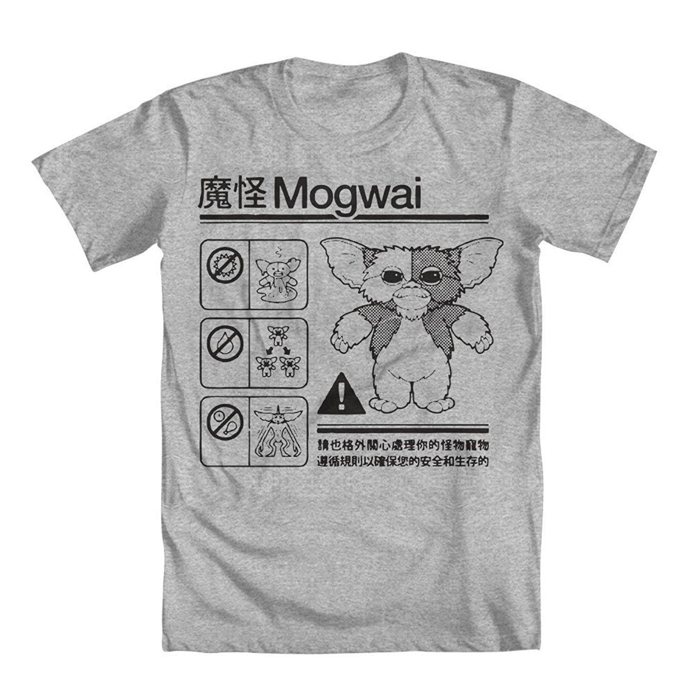 7f47cc55 Gremlins Mogwai Warning Men's T Shirt-in T-Shirts from Men's ...