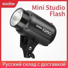 Godox E250 Pro צילום סטודיו Strobe תמונת פלאש אור 250 W סטודיו אקדח הבזקה