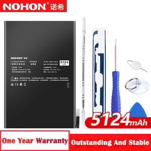 NOHON Tablet-Battery A1550 iPad Mini Bateria Apple for iPad/Mini/4-mini4/.. Replacement