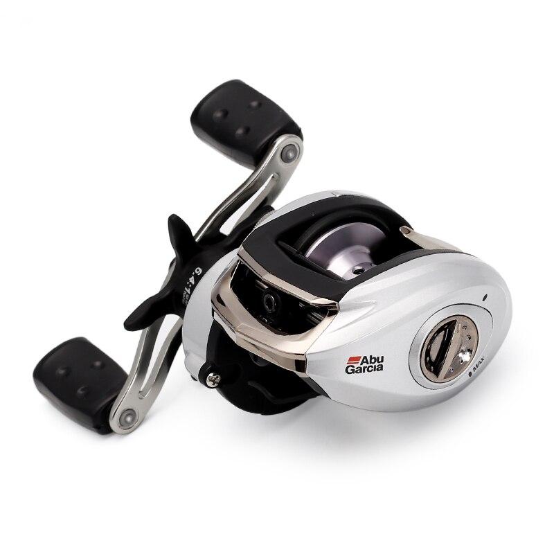 Abu Garcia SMAX3 Silver Max 6BB 6.4:1 Bait Casting Reel Smooth Water Drop Wheel Retrieve 66cm Star Unloading Max Drag 8KG Gear электрический котёл savitr star max 42квт