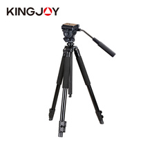 Skilled Moveable Digicam Tripod Stand with Video Head Photogaphy Gear For Digicam Light-weight  for WomenTraveling VT1200