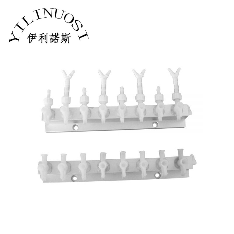 Printer Spare Parts Plastic Cleaning System for Sino-Printers computing plastic spare parts moulding