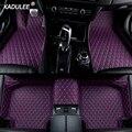 KADULEE пользовательские автомобильные напольные коврики для mercedes w212 gla w245 w211 w169 ml cla w204 gle водонепроницаемые аксессуары ковер