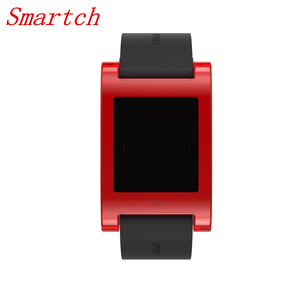 Smartch DM68 Smart Bracelet Bluetooth4 0 Smartband Heart rate monitor IP67 Waterproof Sleep Tracker Wristband for