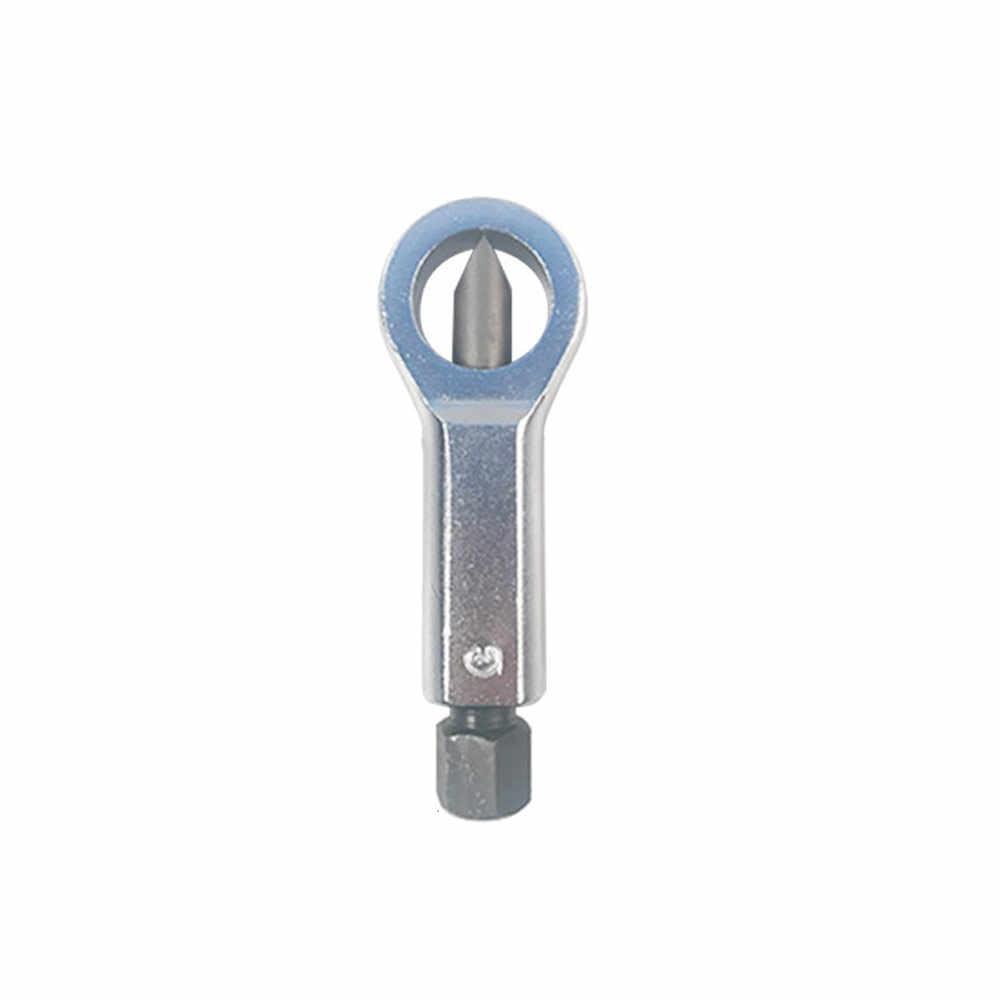 1/4 pcs ปรับ Nut Splitter Cracker Remover เลื่อนฟัน Nut ลบ Break ด้วยตนเองโลหะ Nut Break ความดันด้วยตนเองเครื่องมือ