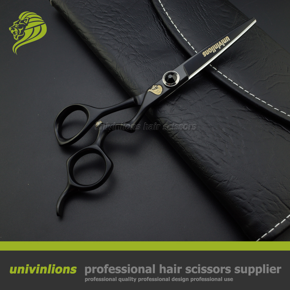 Tijeras de pelo profesional de 6 pulgadas Tijeras de peluquería - Cuidado del cabello y estilo