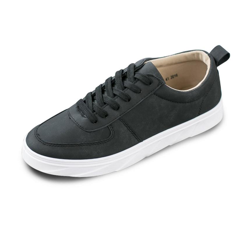 Hommes Cuir Gray Zapatillas black 2018 Chaussures Respirant Low Appartements yellow Marque Suédé Automne Cut Solide En Hombre Mode Casual Bdx4wtnt