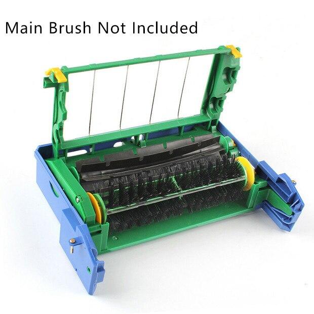 Main Brush Frame Module Box Vacuum Cleaner Parts For Irobot Roomba 500 560 530 in Vacuum Cleaner Parts from Home Appliances