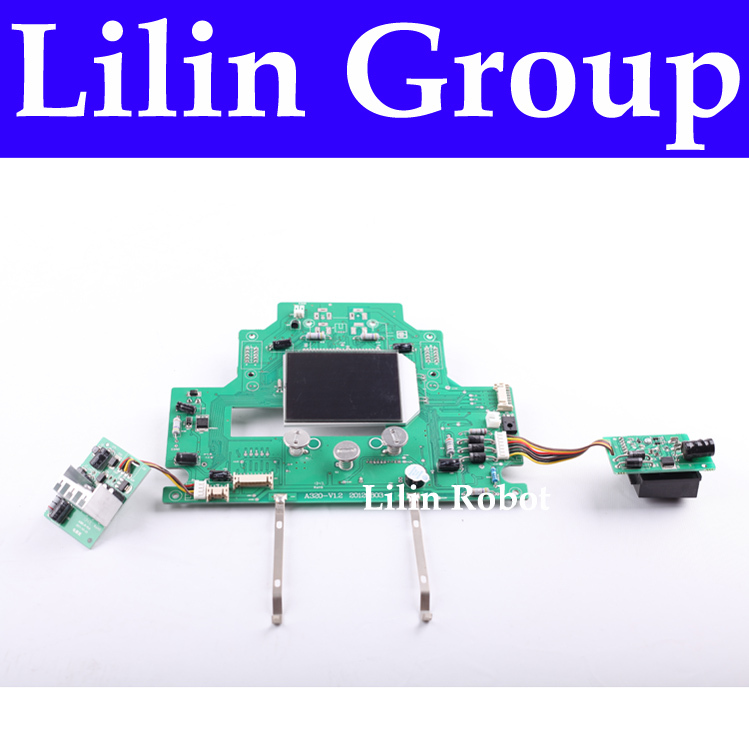все цены на (For LL-A320) Mainboard with LCD Screen for Vacuum Cleaning Robot , 1pc/pack онлайн